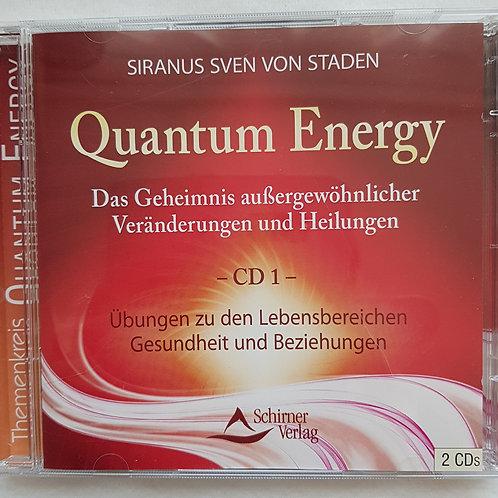 Quantum Energy - CD 1 - von Siranus Sven von Staden (2 CDs)