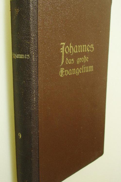 Johannes das grosse Evangelium Band 9