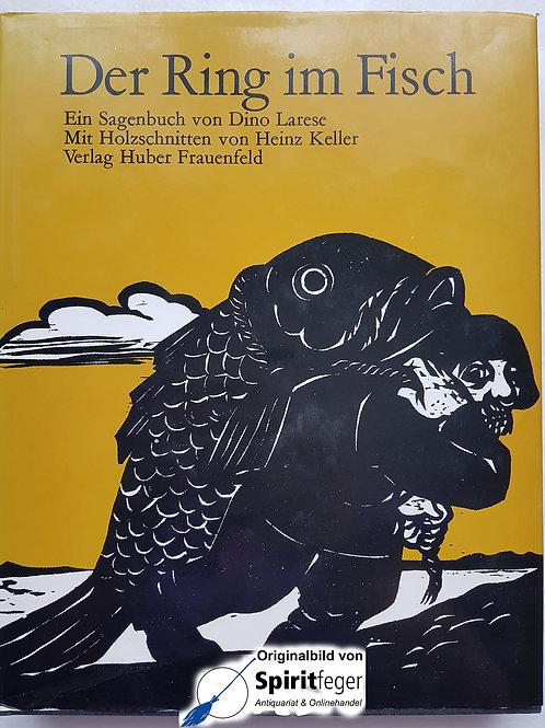 Der Ring im Fisch - Sagenbuch - signiert!