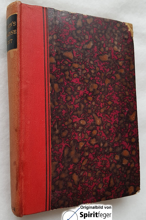 1887: Paradise Lost - by John Milton