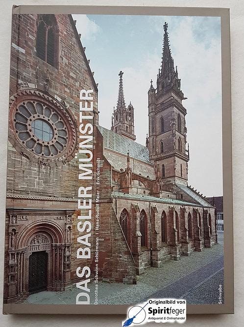 Das Basler Münster - von Dorothea Schwinn Schürmann u.a.