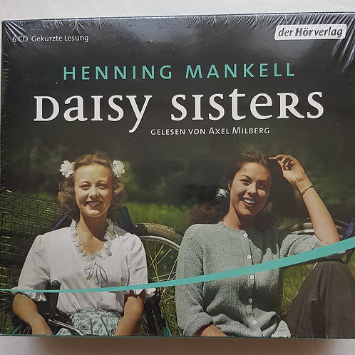 Daisy Sisters - Hörbuch Henning Mankell