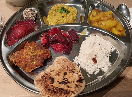 Vegan-ayurvedische Kochversuche