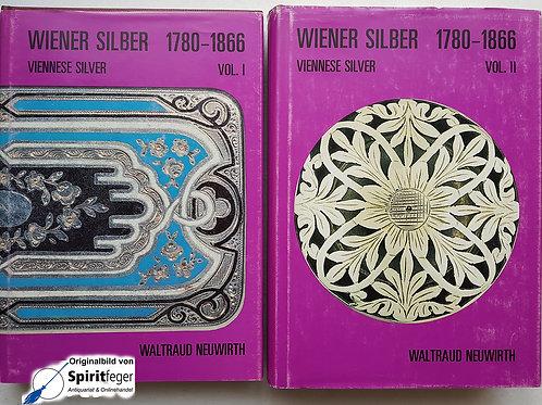 Wiener Silber 1780-1866 - Vol. I & II (2 Bände) - Waltraud Neuwirth
