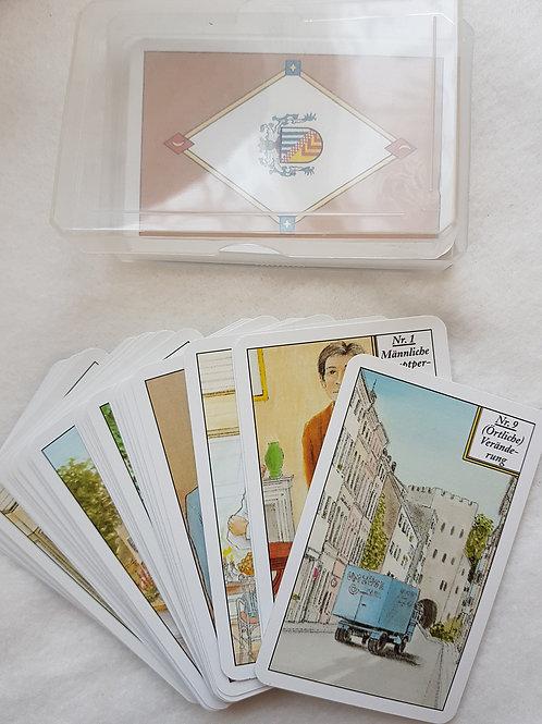 Leiding Wahrsagekarten - Zigeuner-Karten