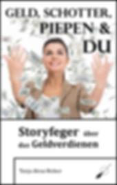 Cover Geld Schotter Piepen und du - Stor