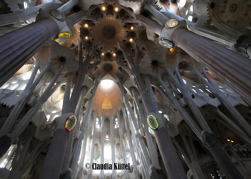 Sagrada Familia by Claudia Küttel
