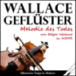 Cover_Wallace_Geflüster_Melodie_des_Tode