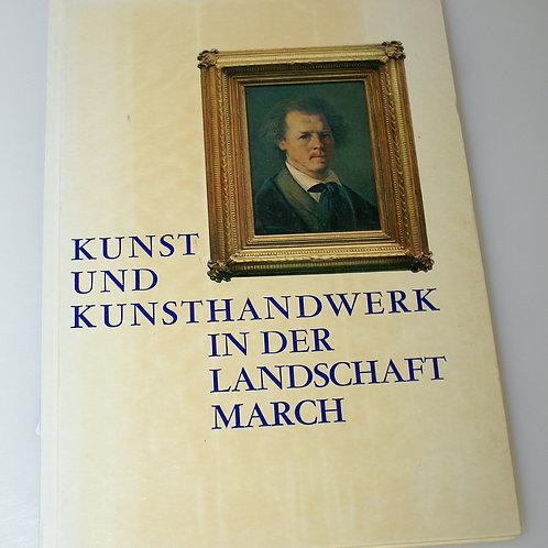 Kunst und Kunsthandwerk in der Landschaft March