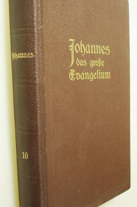 Johannes das grosse Evangelium Band 10
