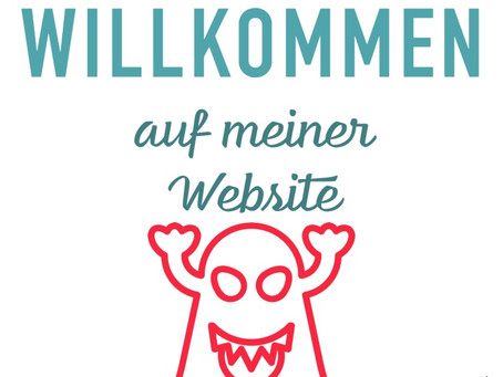 «Willkommen auf meiner Website!» –  Echt?