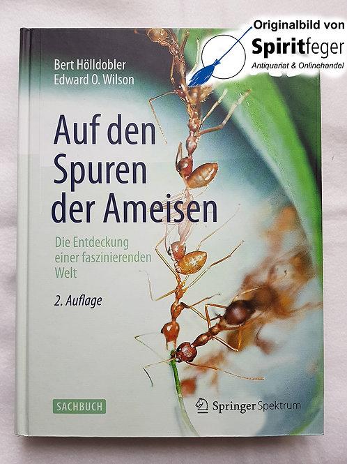 Auf den Spuren der Ameisen - Bert Hölldobler, Edward O. Wilson