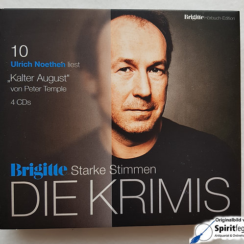 Kalter August - von Peter Temple - CD-Hörbuch