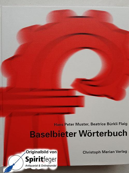 Baselbieter Wörterbuch - Muster; Flaig