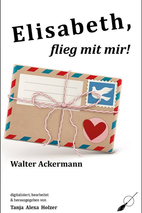 Individuell: Elisabeth, flieg mit mir! - Briefroman von Walter Ackermann