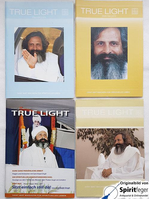 4x True Light - Sant Mat Magazin für spirituelles Leben