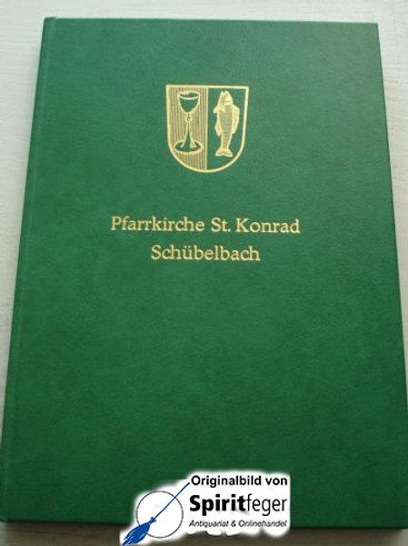 Pfarrkirche St. Konrad Schübelbach - von Kaspar Hasler