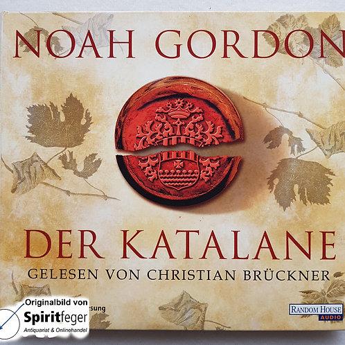 Der Katalane - Hörbuch von Noah Gordon