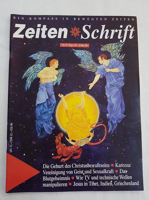 ZeitenSchrift Nummer 9 - 1996