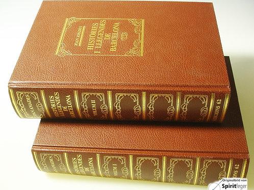 Histories I Llegendes de Barcelona - Volum I & II
