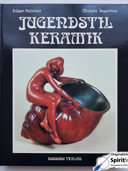 Jugendstil Keramik - von Pelichet; Duperrex