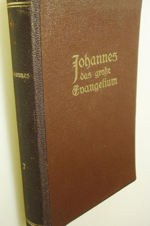 Johannes das grosse Evangelium Band 7