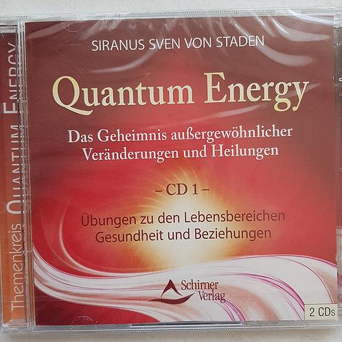 Quantum Energy - CD 1 - Siranus Sven von Staden (2 CDs)