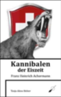 E-Book Cover Kannibalen der Eiszeit Wort