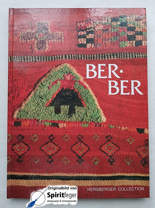Berber - Stammesteppiche und Textilien aus dem Königreich Marokko