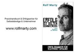 Buchbegleitung Rolf Marty