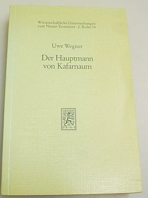 Der Hauptmann Von Kafarnaum