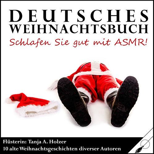 Deutsches Weihnachtsbuch in ASMR