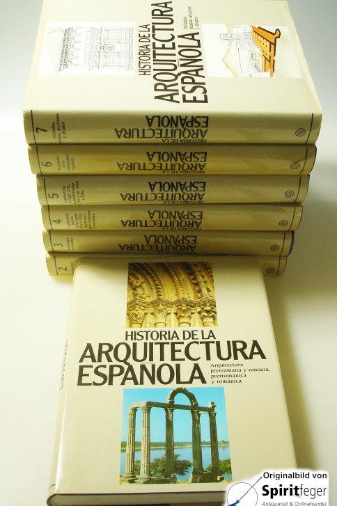 Historia de la Arquitectura Espanola - Volum 1-7
