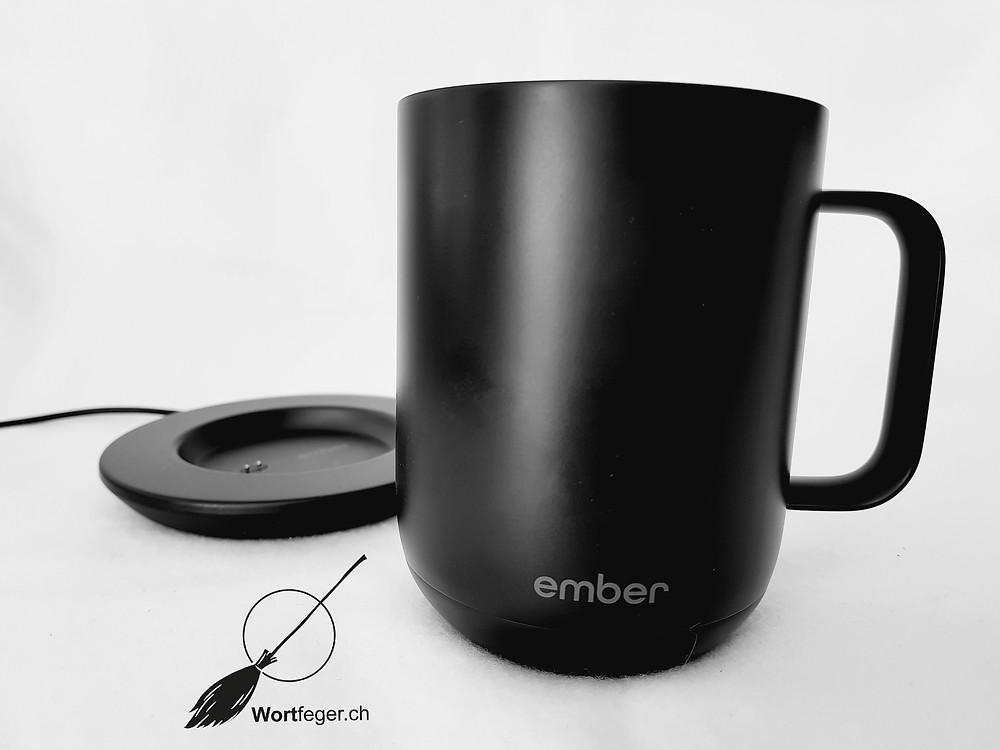 Gratis Werbung! Muss man ja heute dazuschreiben  ... hei, ist einfach ein Tipp. Einfach so: Ember Mug #EmberMug