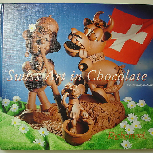 Swiss Art in Chocolate - 3-sprachig