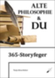 Cover E-Book Alte Philosophie und Du - S