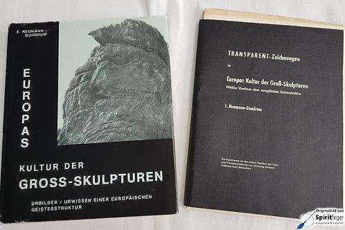 Europas Kultur der Gross-Skulpturen - inkl. Transparent-Zeichnungen