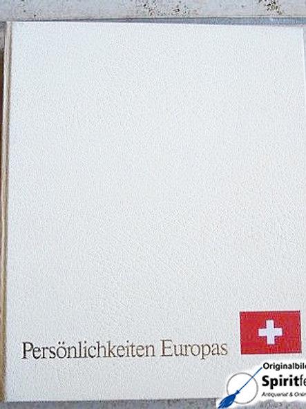 Persönlichkeiten Europas - Schweiz