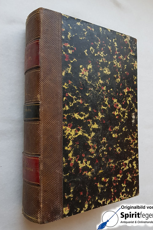 1854: Kirchen-Lexikon oder Encyklopädie ... 11. Band