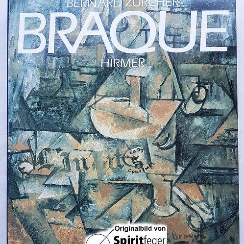Georges Braque - Leben und Werk - von Bernard Zurcher