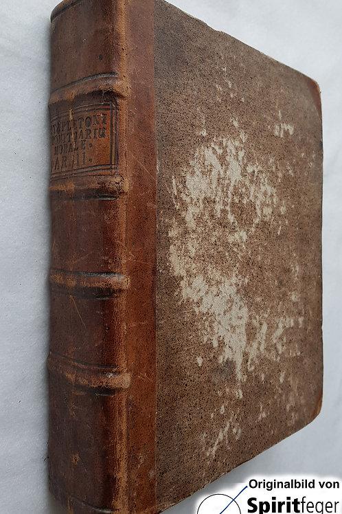 1749: Promptuarium Morale Evangelia Festorum ... Pars Tertia