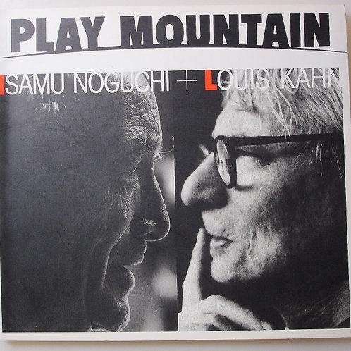 Isamu Noguchi and Louis Kahn - Play Mountain
