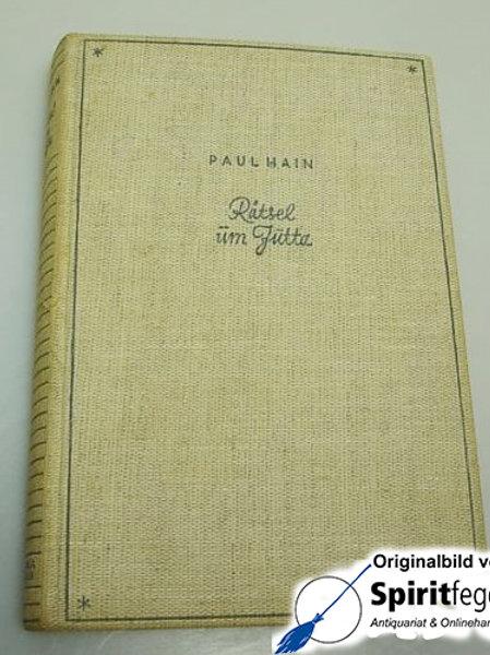 Rätsel um Jutta (1933)