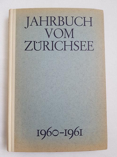 Jahrbuch vom Zürichsee 1960/61