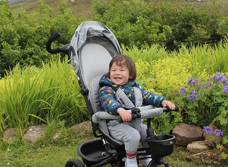 [Review] Best Affordable & Sturdy Trike - Kinderkraft