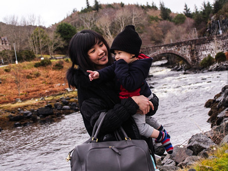 [Christmas Special] Awards Winning Baby Changing Bags For Stylish Mums - PacaPod UK