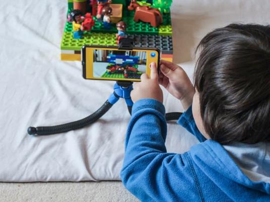 Raising Little Creators - Kids activity idea in lockdown!