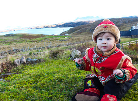 The Cutest Kids Costumes for Chinese New Year - Tangzhuang