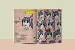 Zine Booklet Illustration & Design