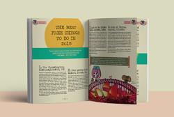 Magazine Design TrvGuGu